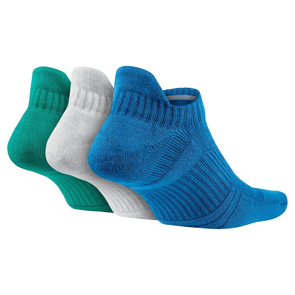 Nike 3-pk. Dri-FIT Lightweight No-Show Socks