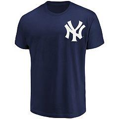 Men's Majestic New York Yankees Official Wordmark Tee