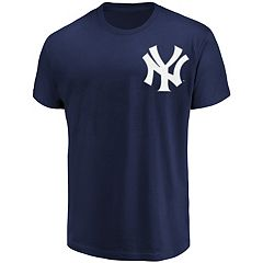 Men's Majestic New York Yankees Official Wordmark Tee