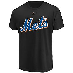 Men's Majestic New York Mets Official Wordmark Tee