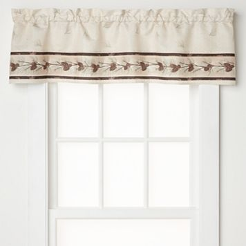 Saturday Knight, Ltd. Pinehaven Straight Window Valance - 57