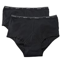 Men's Jockey Classics2-pk. Classic StayDry Full Rise Briefs - Big and Tall