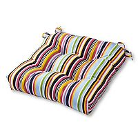 Greendale Home Fashions Square Sunbrella Outdoor Chair Pad