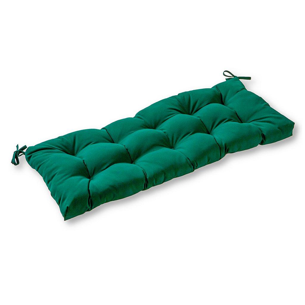 Greendale Home Fashions Sunbrella Outdoor Bench Pad