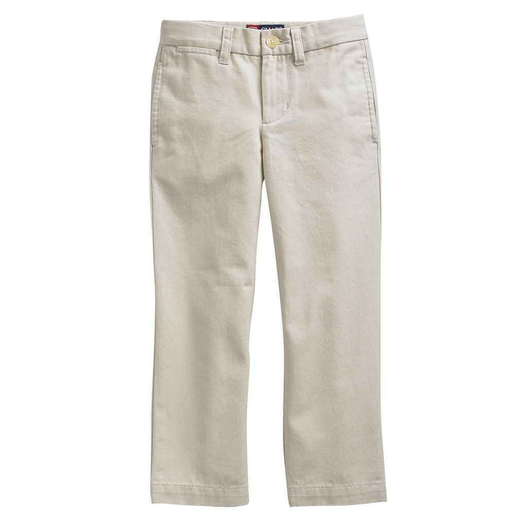 Toddler Chaps Chino School Uniform Pants