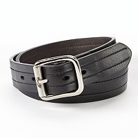 Dickies Industrial Strength Reversible Leather Work Belt - Men
