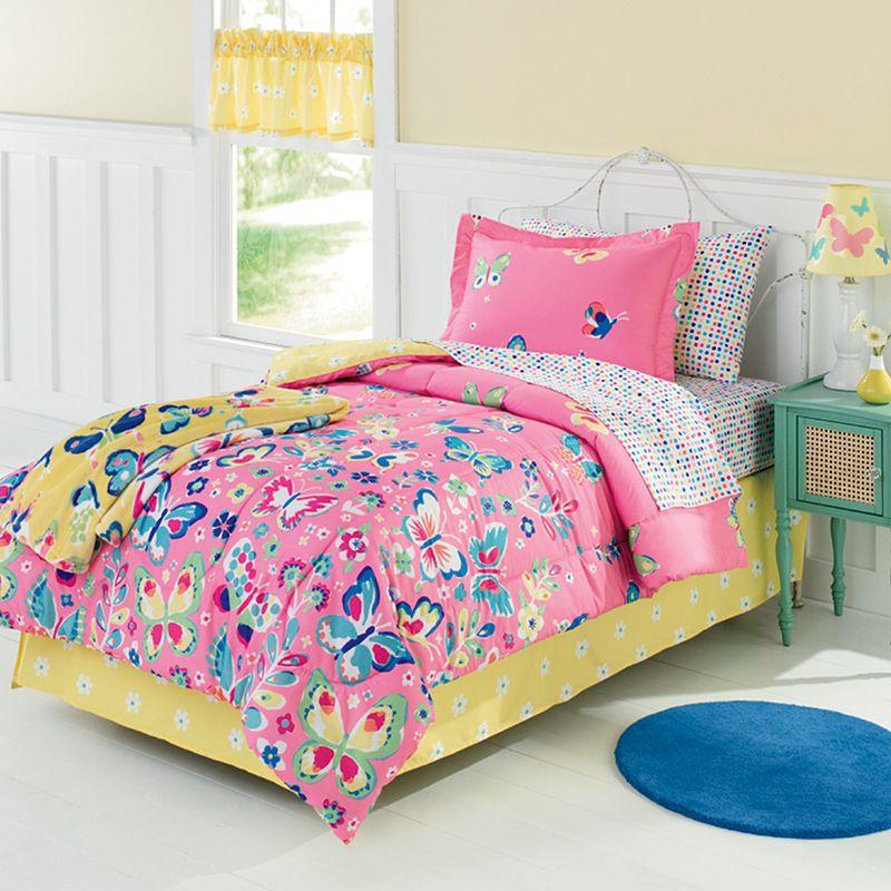 Jumping Beans® Flutter & Fly 7-pc. Bed Set - Full