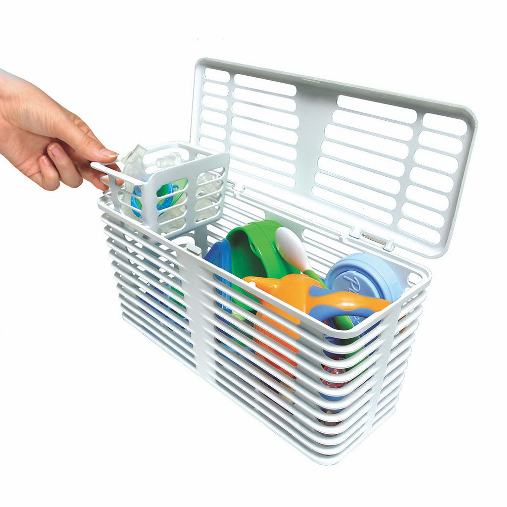 Prince Lionheart Deluxe Toddler Dishwasher Basket