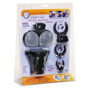 Prince Lionheart Click N' Go Stroller Accessory Kit