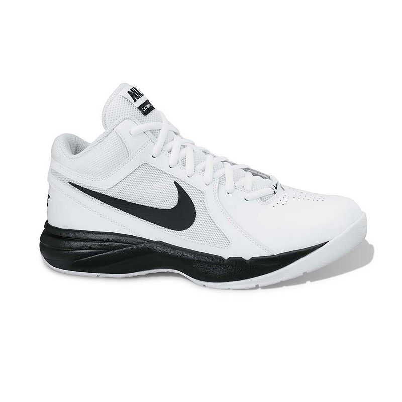 save off b9d40 ebbbf Nike White Overplay VIII Basketball Shoes - Women