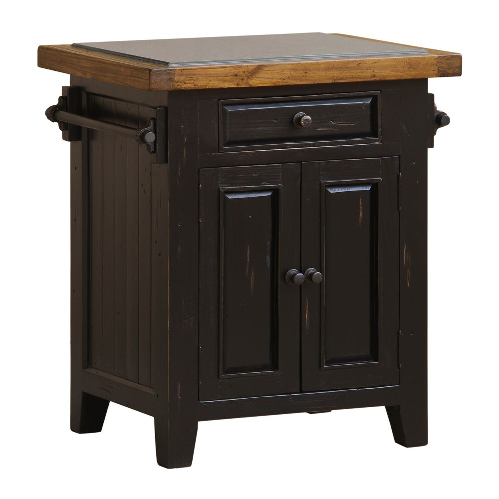 Kitchen Island Kohls furniture tuscan retreat kitchen island with granite top