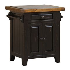 Hillsdale Furniture Tuscan Retreat Kitchen Island With Granite Top
