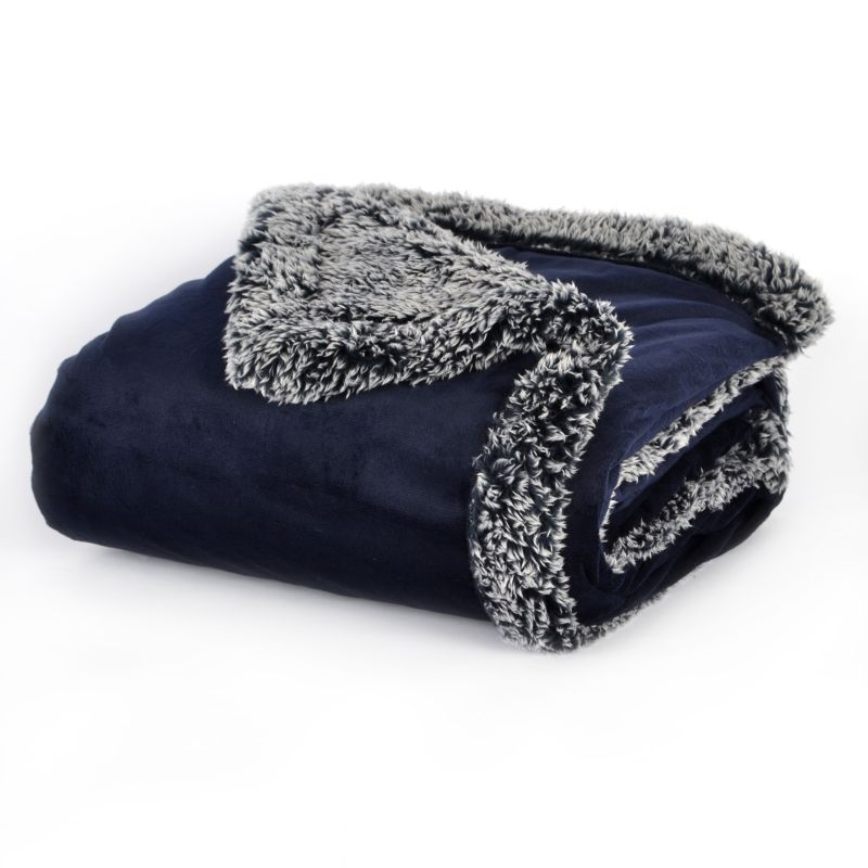 Life Comfort Ultimate Sherpa Throw Ultimate Sherpa Throw