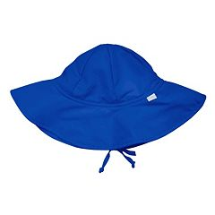 i play. Solid Brim Sun Protection Hat - Baby
