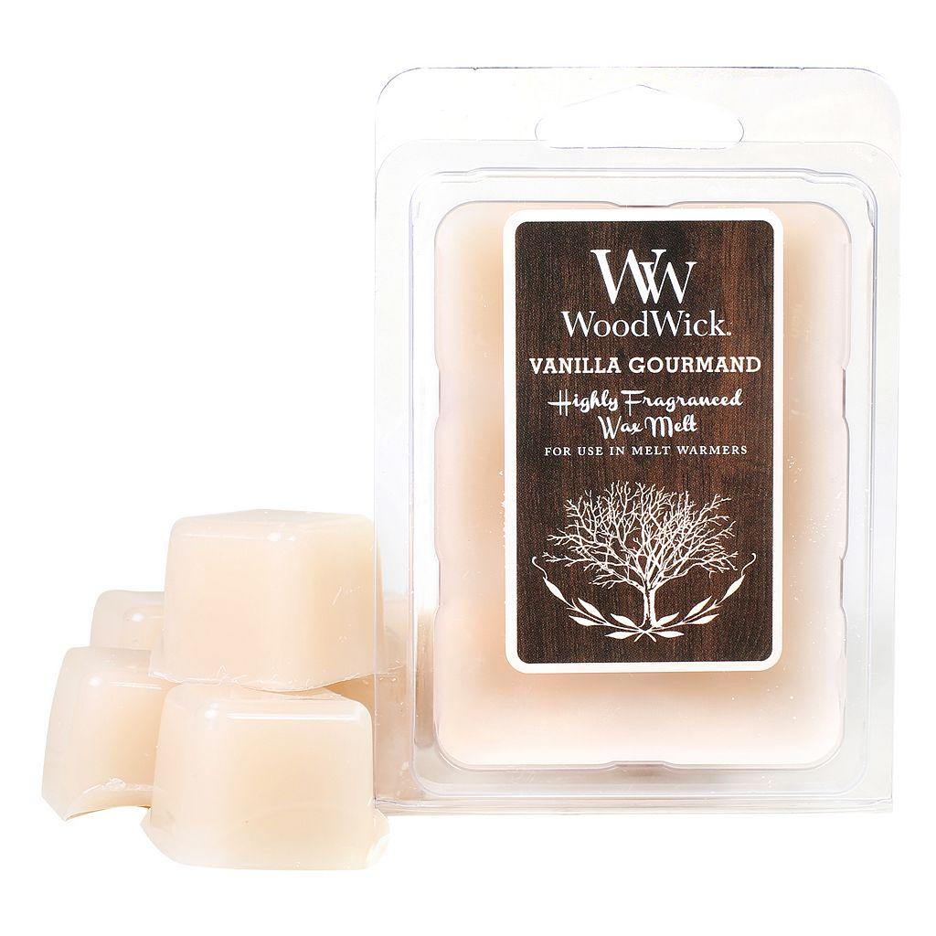 WoodWick Vanilla Gourmand 6-pc. Wax Melts