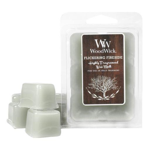WoodWick Flickering Fireside 6-pc. Wax Melts