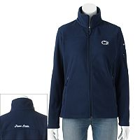 Women's Columbia Penn State Nittany Lions Give And Go Microfleece Jacket