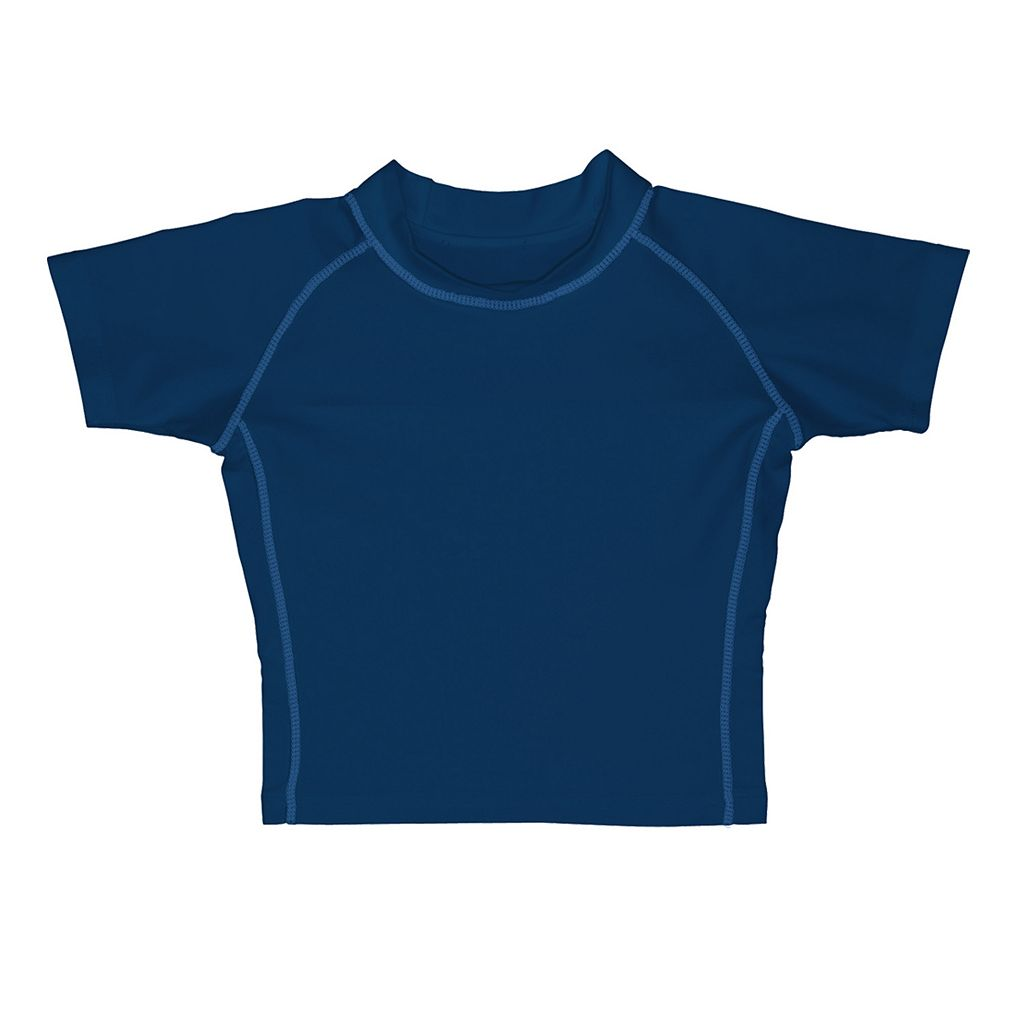 i play. Solid Rash Guard - Baby