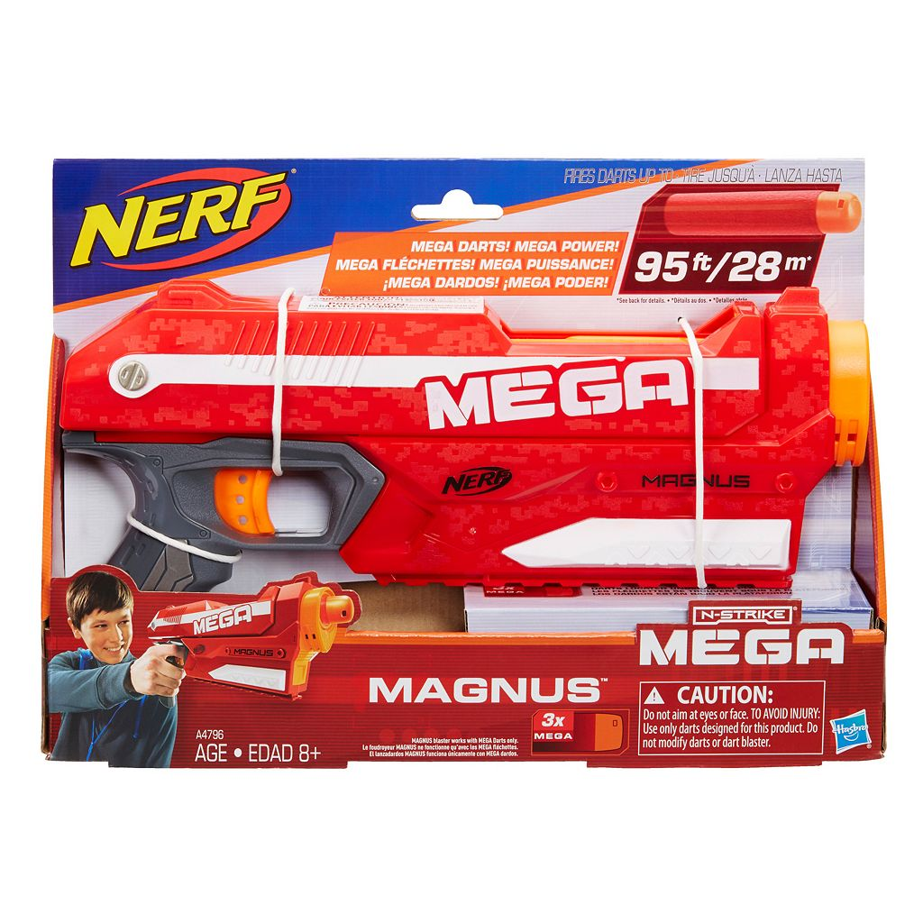 Nerf N-Strike Elite Mega Magnus Blaster by Hasbro