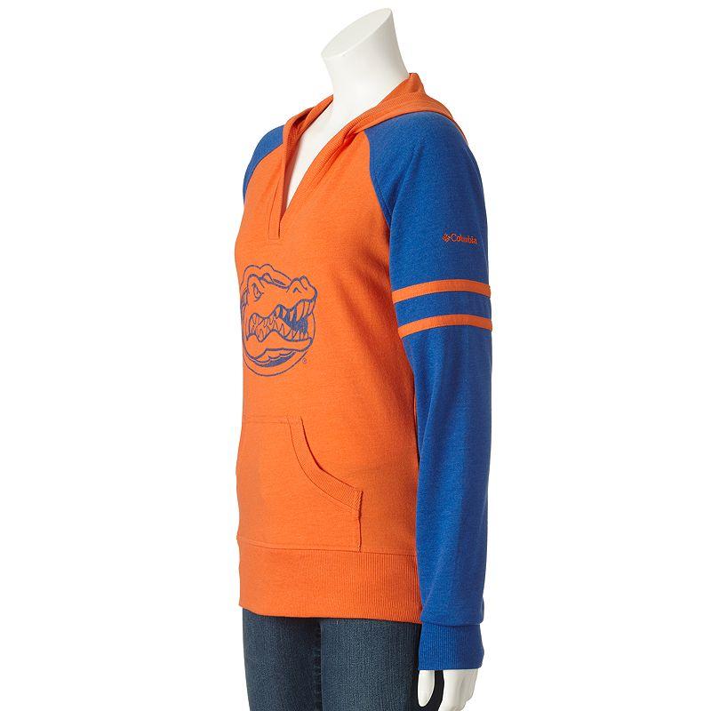 Columbia Sportswear Florida Gators Campus Cutie Colorblock Hoodie - Women's