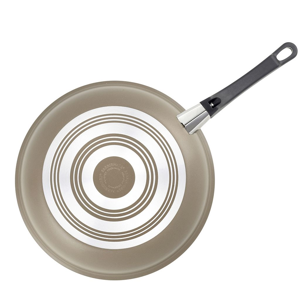 Farberware High-Performance 12-in. Nonstick Aluminum Open Skillet