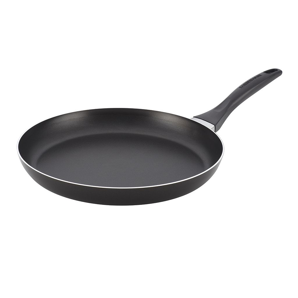 Farberware 12-in. Nonstick Aluminum Open Skillet