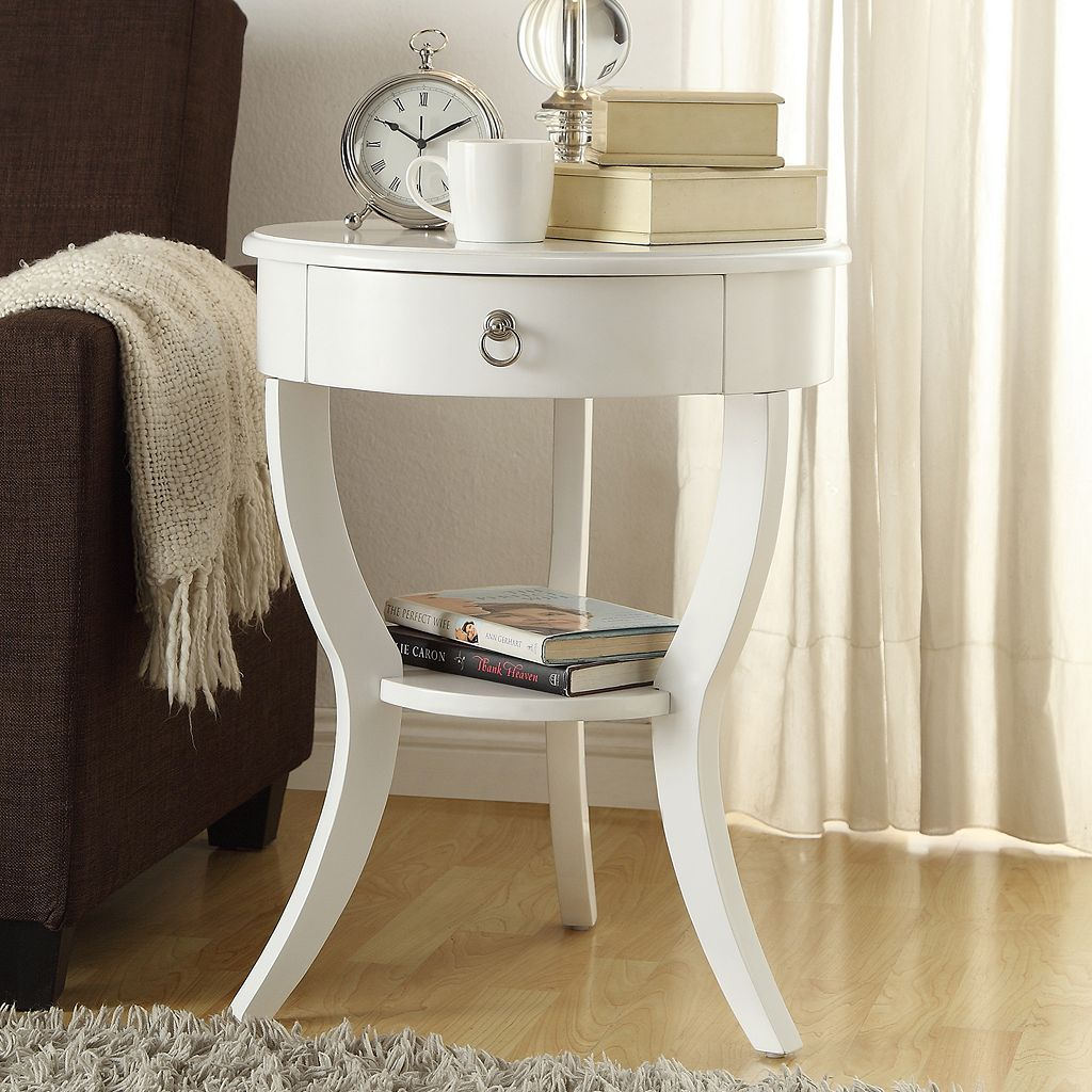 HomeVance Northbrook Accent Table