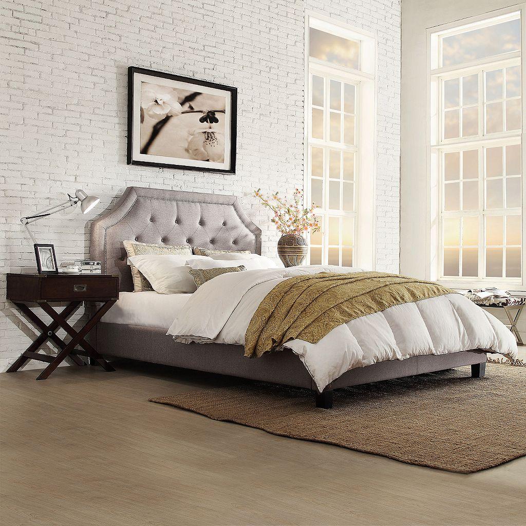 HomeVance Eden Bed Frame - Queen