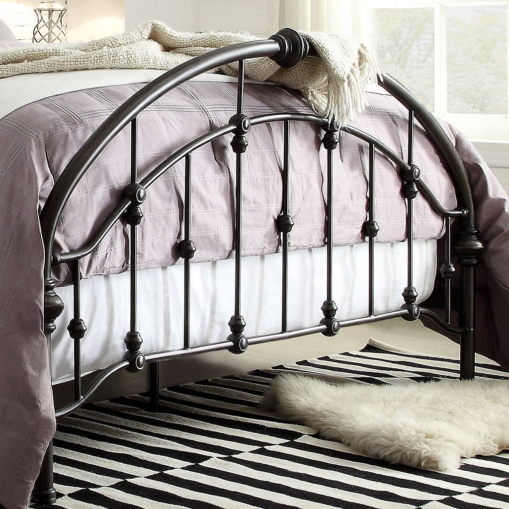 HomeVance Fiona Metal Bed Frame Queen