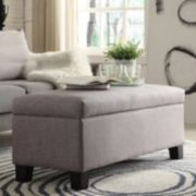 HomeVance Annabelle Storage Bench
