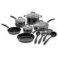 Cuisinart 14-pc. Ceramic Nonstick Aluminum Cookware Set