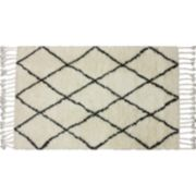 """nuLOOM Harper Moroccan Trellis Wool Rug Runner - 2'8"""" x 10'"""
