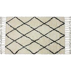 nuLOOM Harper Moroccan Trellis Wool Rug Runner - 2'8' x 10'