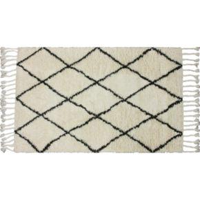nuLOOM Harper Moroccan Trellis Wool Rug Runner - 2'8'' x 10'