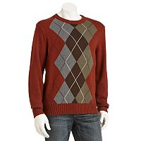 Dockers® Argyle Sweater - Men