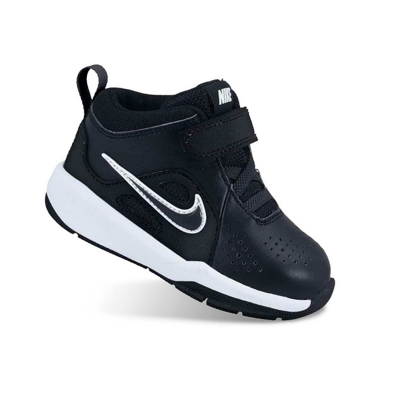 boys black nike shoes