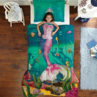 Dream Big Sea Princess 2-pc. Comforter Set - Twin