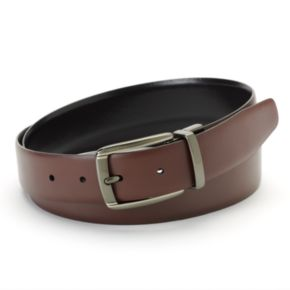 Apt. 9® Hi-Lo Reversible Leather Belt - Men