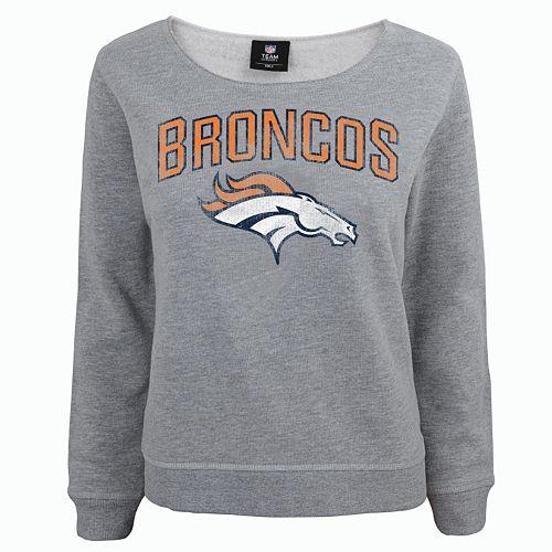 low priced 7a43d fa61f Denver Broncos Fleece Sweatshirt - Girls 7-16