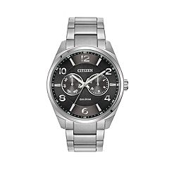 Citizen Men's Eco-Drive Stainless Steel Dress Watch - AO9020-84E