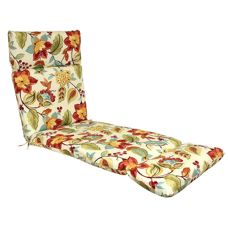 sonoma outdoors 2 pk indoor outdoor u chair cushions