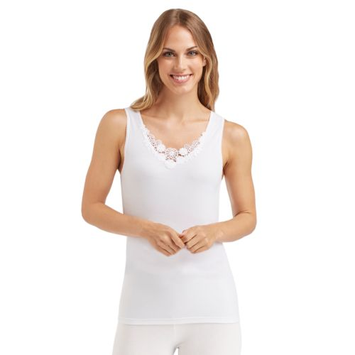 Find firm, lace, microfiber or seamless camisoles and tank tops by color, size, or brand including Spanx, Beyond Yoga, Only Hearts, Hanro, Vanity Fair and more.