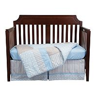 Trend Lab Lauren Lily Logan 3 pc Crib Set