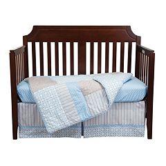 Trend Lab Lauren Lily Logan 3 pc Crib Set