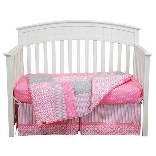 Trend Lab Lauren Lily Logan 3-pc. Crib Set