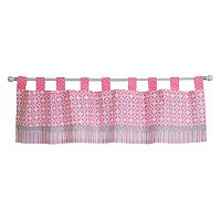 Trend Lab Lauren Lily Logan Window Valance