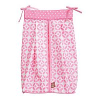 Trend Lab Lauren Lily Logan Diaper Stacker