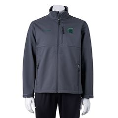 Men's Columbia Michigan State Spartans Ascender Softshell Jacket