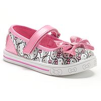 Hello Kitty® Toddler Girls' Mary Jane Sneakers