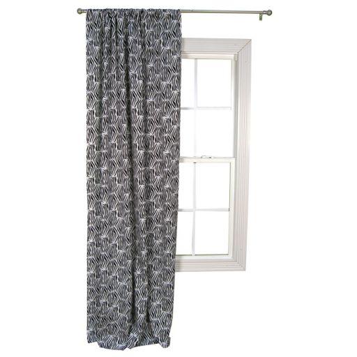 Trend Lab Zebra Window Drape